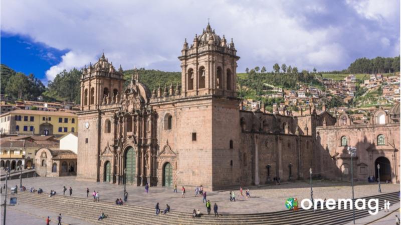 Cosa vedere a Cusco, la Cattedrale