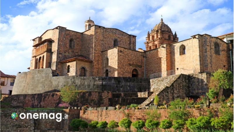 Il tempio Inca di Coricancha