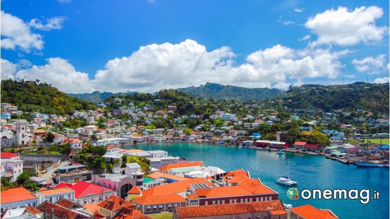 Grenada e la natura