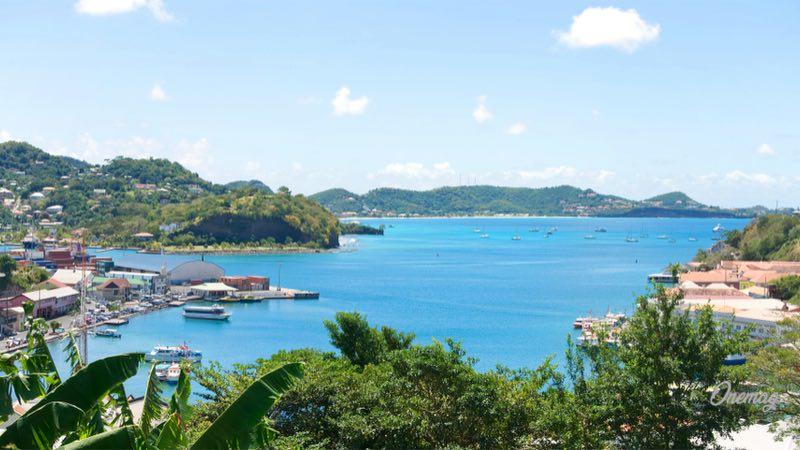 Viaggio a Grenada, Caraibi