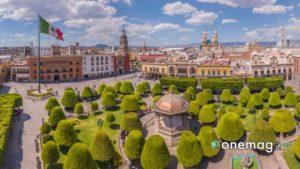 Guanajuato centro città