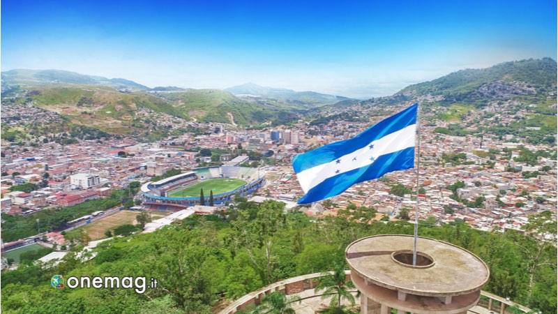 Bandiera di Honduras