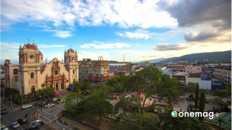 Honduras, San Pietro de Sula
