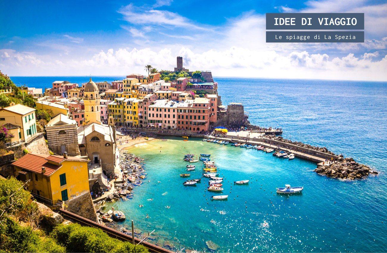 Le spiagge da non perdere a La Spezia
