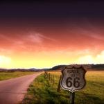 La storica route 66