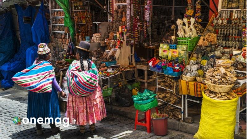 Visitare La Paz, la popolazione della città boliviana
