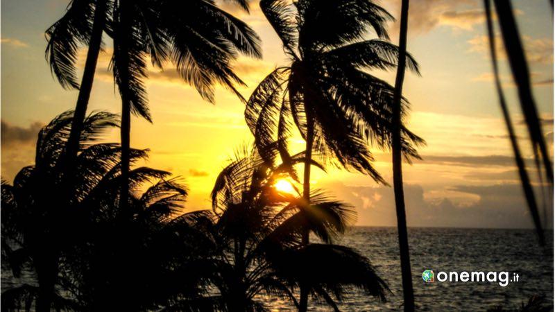 Little Corn Island, tramonto