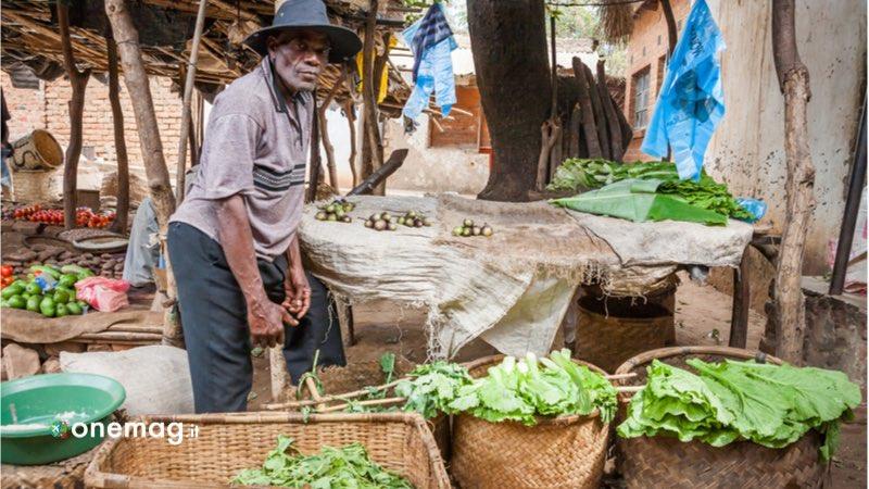 Il mercato di Malawi