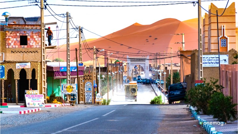Le città più belle del Marocco, Merzouga