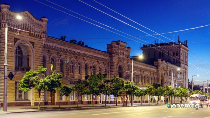 Moldavia, strada