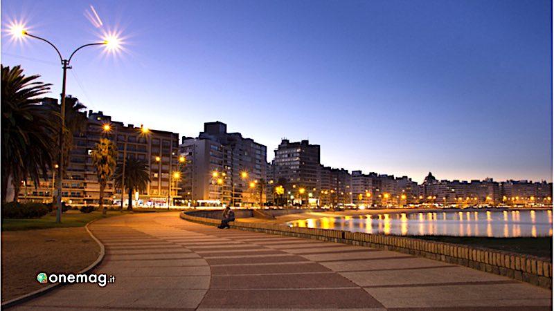 Montevideo, Rambla