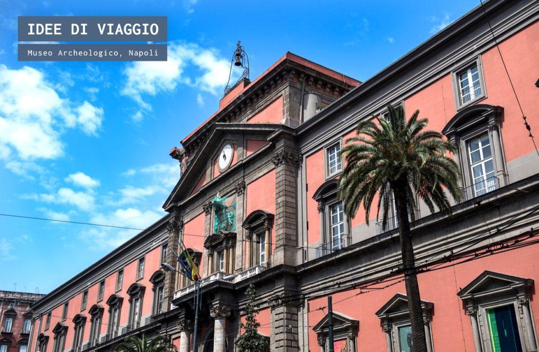 Conosciamo il Museo Archeologico Napoli