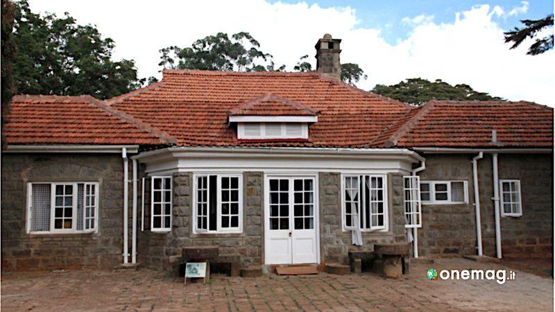 Nairobi, Museo Karen Blixen