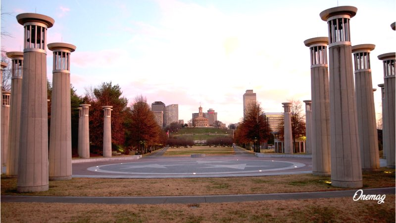 Nashville, Bicentennial Capitol Mall State Park