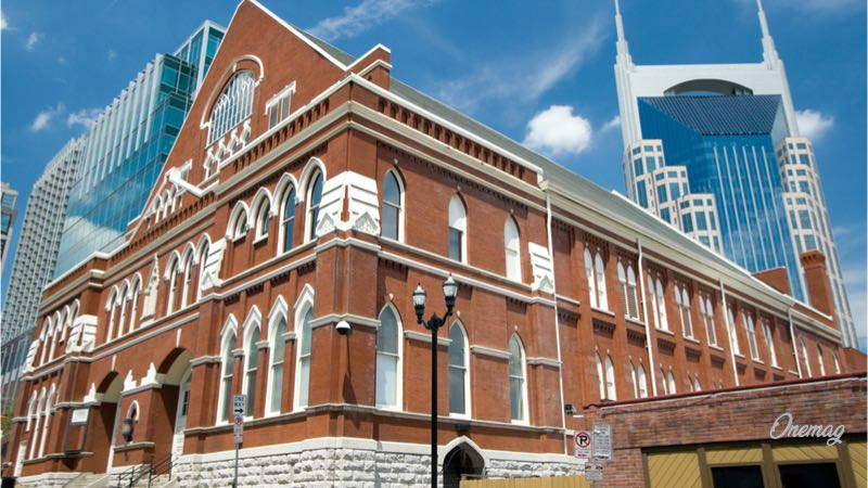 Nashville Ryman Auditorium
