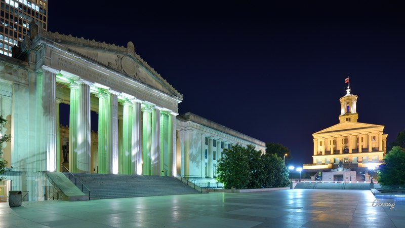 Nashville_Tennessee State Capitol