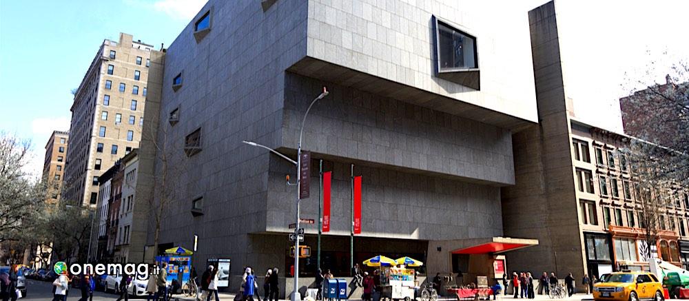 New York, Met Breuer Museum