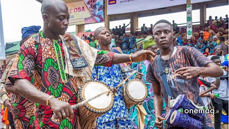 Nigeria, popolo in festa