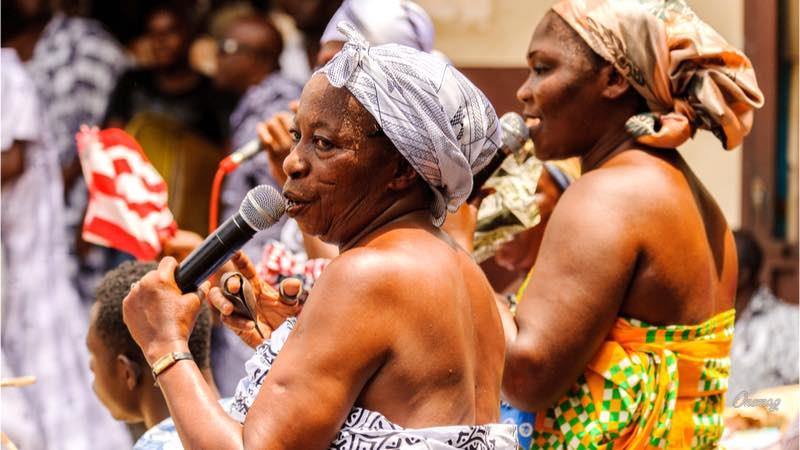 Nigeria, musica