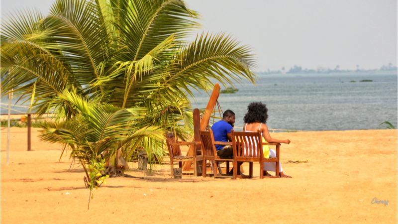 Nigeria, spiagge