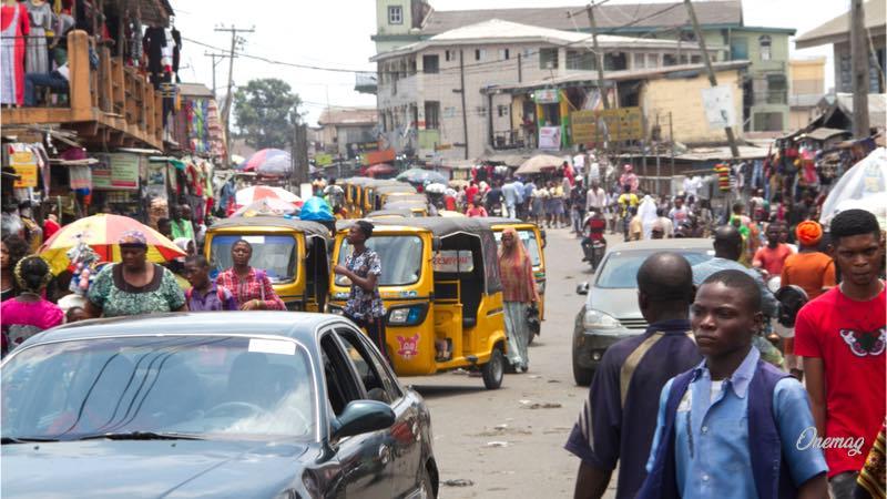 Nigeria, centro urbano