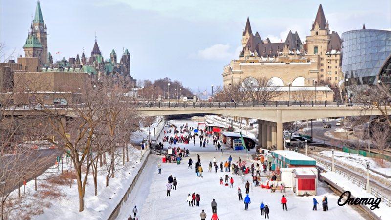 La capitale del Canada, Ottawa