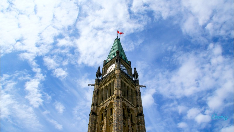 Visitare Parliament Hill, Peace Tower