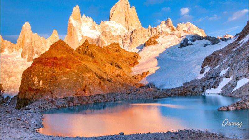 Los Glaciares,Patagonia