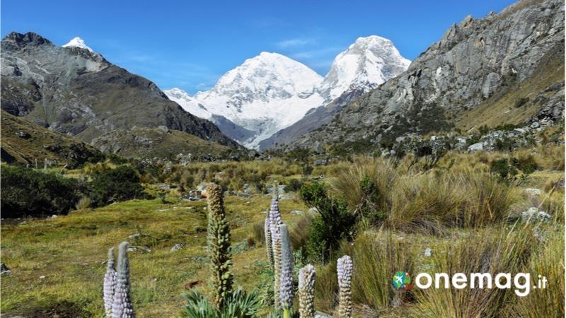Catena montuosa di Huascaran