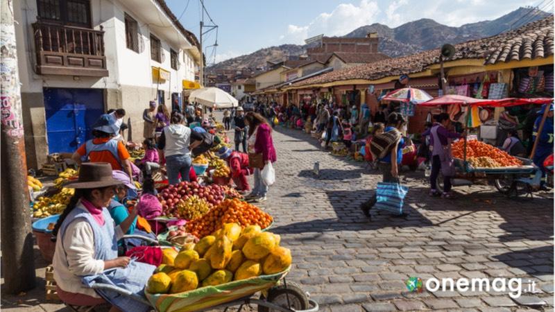 La gastronomia del Perù