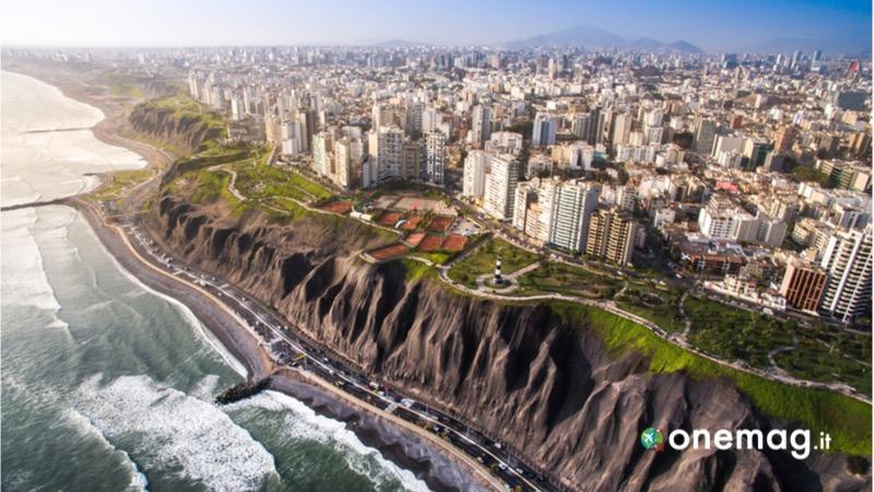 Guida turistica del Perù, la capitale Lima