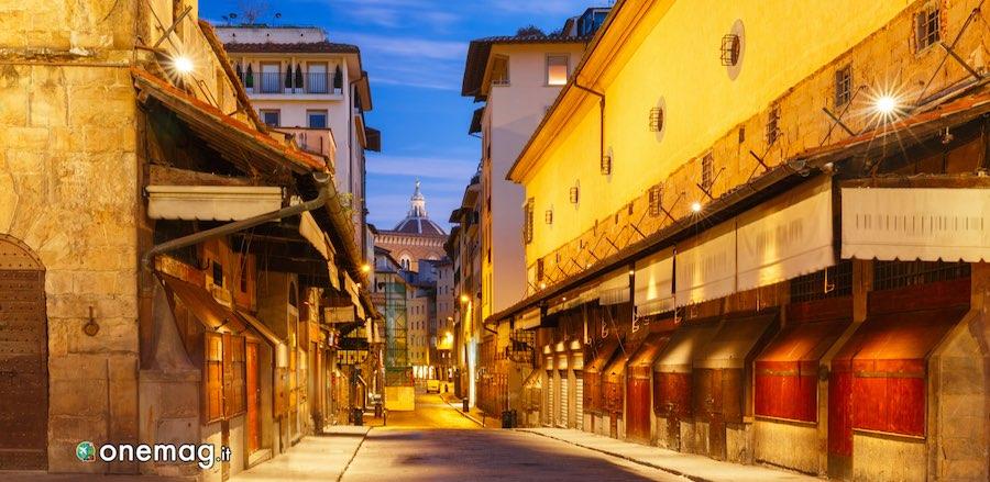 La guida di Ponte Vecchio a Firenze