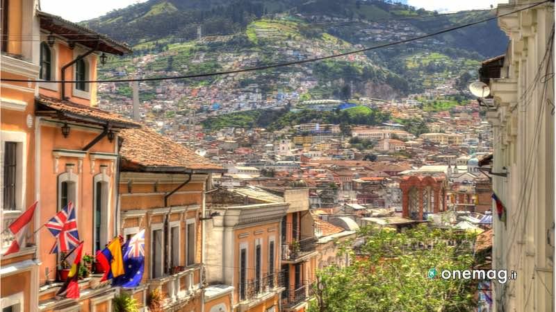Quito, panorama