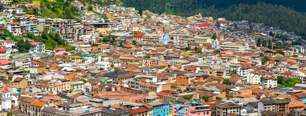 Cosa vedere a Quito, panorama