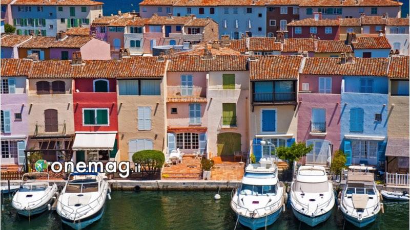 Saint-Tropez, panorama