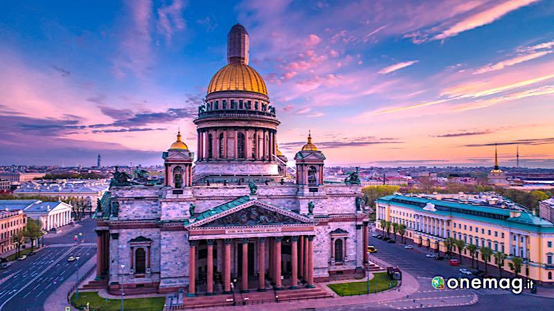 San Pietroburgo, Cattedrale di San Isacco