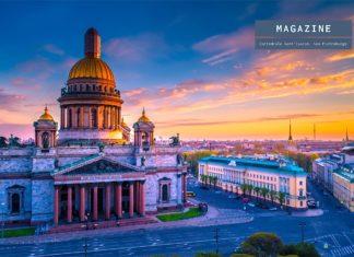 La Cattedrale Sant'Isacco di San Pietroburgo