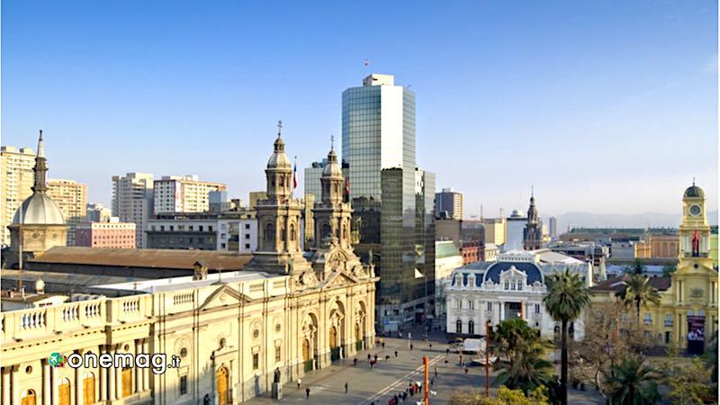 Santiago, Piazza delle Armi