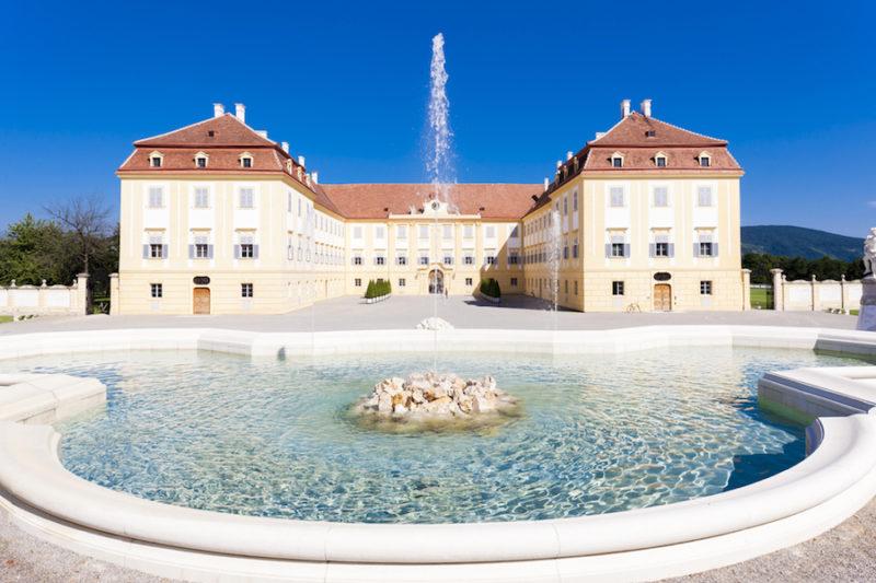 Castello di Hof, Slovacchia