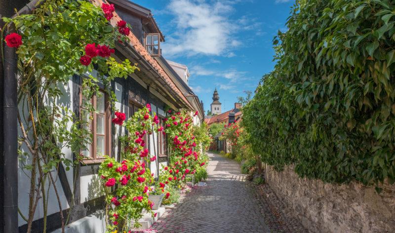 Gotland, Isola in Svezia