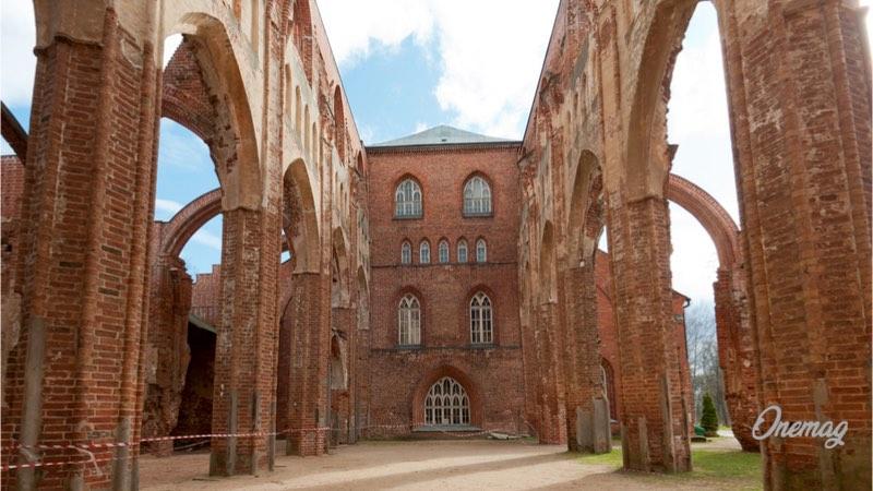 Viaggio a Tartu, cattedrale
