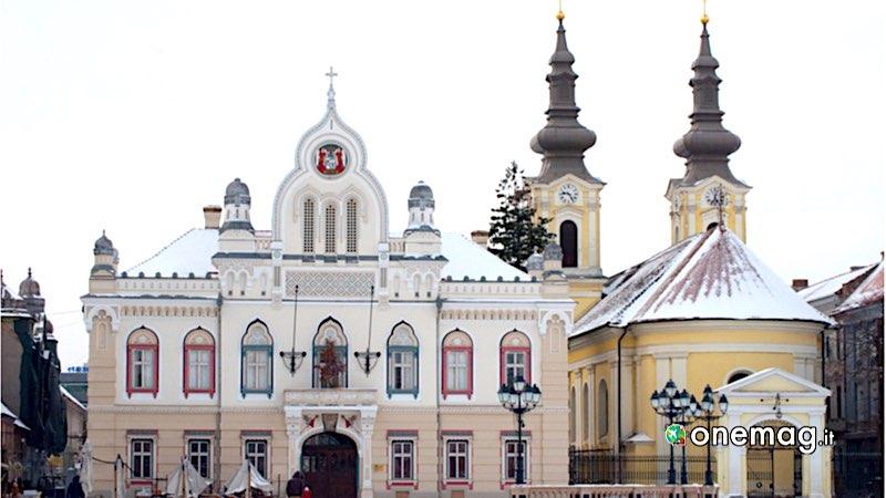 Timisoara, Cattedrale Ortodossa Serba