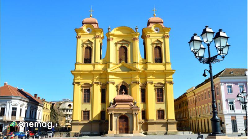 TImisoara, Cattedrale di San Giorgio