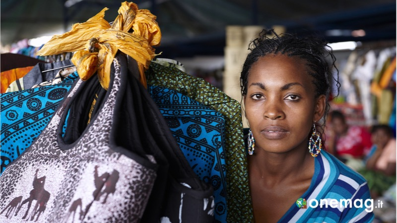 Shopping a Nairobi