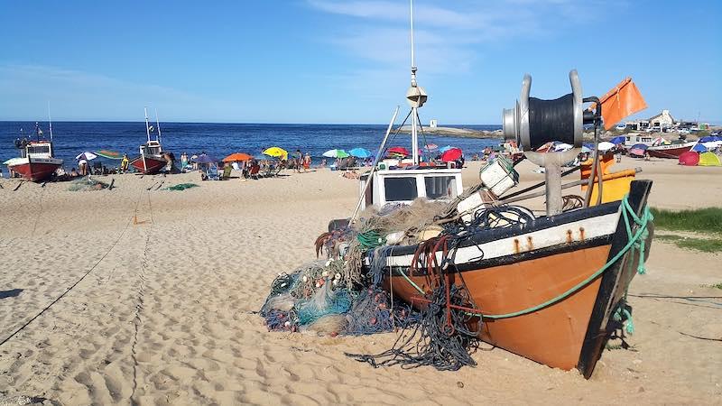 Le spiagge dell'Uruguay