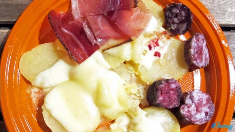 Courmayeur, la gastronomia