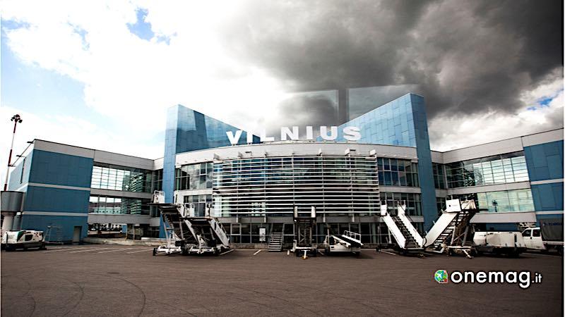 Vilnius, aeroporto