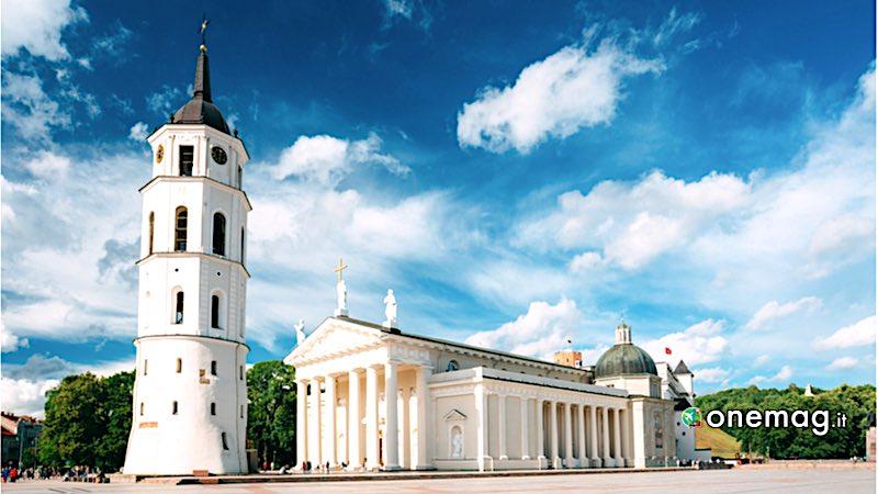 Vilnius, cattedrale