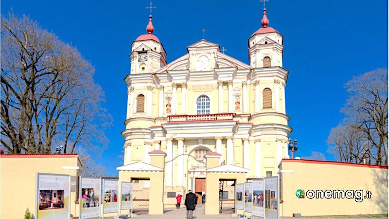 Vilnius, Chiesa di San Pietro e Paolo