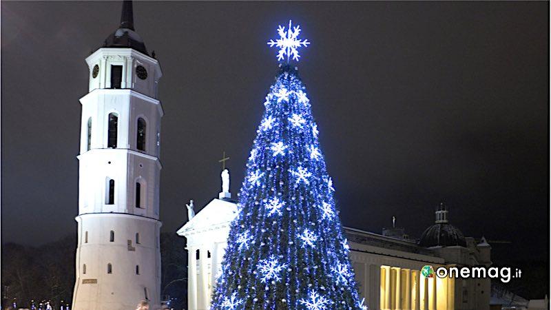 Vilnius, Natale